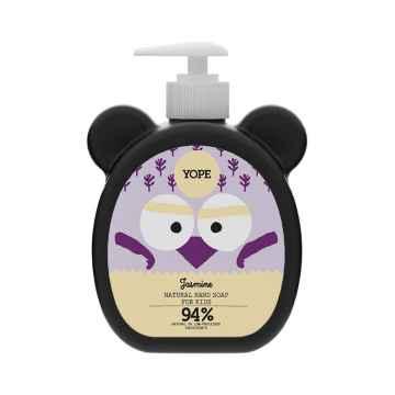 Yope Tekuté mýdlo na ruce pro děti s jasmínem 400 ml