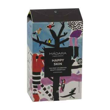 MÁDARA Sada Happy Skin, Limited Edition 1 ks, 160 ml (60 ml + 100 ml)