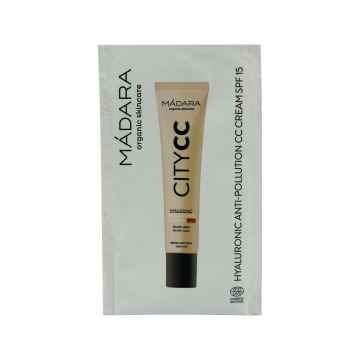 Hyaluronový CC krém SPF 15, Light Beige 2 ml