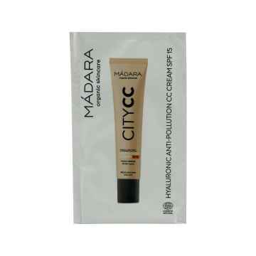 Hyaluronový CC krém SPF 15, Medium Beige 2 ml