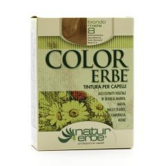 Color Erbe Barva na vlasy Medová blond 08, Natur 135 ml