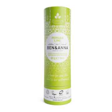 Tuhý deodorant Persian Lime 60 g, papírový obal