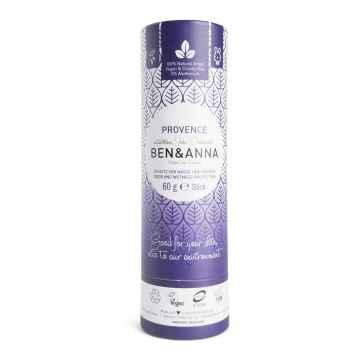 Tuhý deodorant Provence 60 g, papírový obal