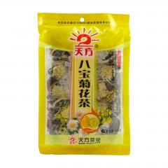 TeaTao Nápoj osmi pokladů Ba Bao Cha citron 10 sáčků, 120 g