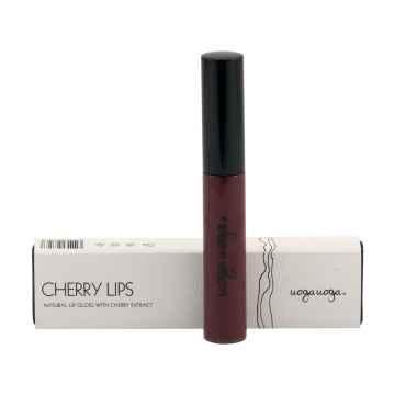 Uoga Uoga Lesk na rty Cherry Lips 7 ml