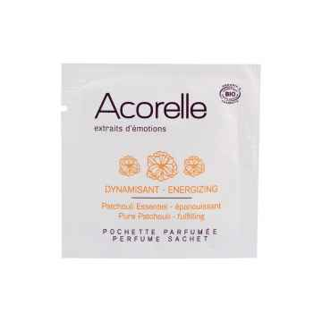 Acorelle Parfémová voda Pačuli 1,5 ml vonný kapesník
