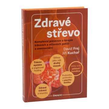 ostatní Zdravé střevo, David Frej, Jiří Kuchař 449 stran