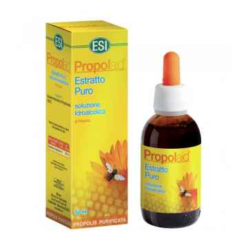 ESI Propolisové kapky alkoholové 1:3 50 ml