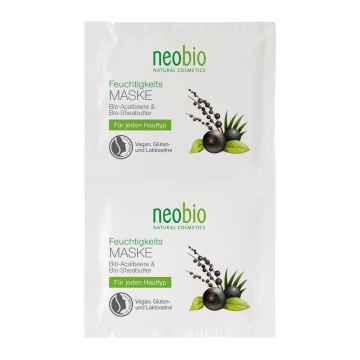 Neobio Hydratační maska 2 x 7,5 ml