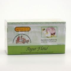 Siddhalepa Ayur Flow, čaj pro podporu odvodňování 20 ks, 40 g