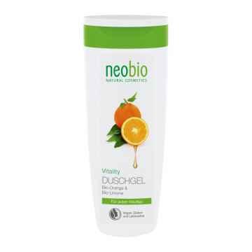 Neobio Sprchový gel Vitality 250 ml