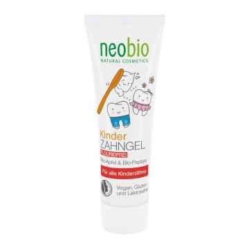 Neobio Dětský zubní gel 50 ml
