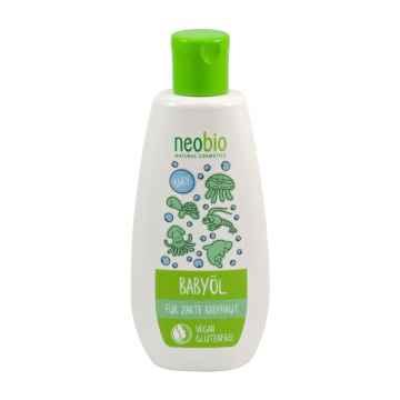 Neobio Tělový olej, Baby 200 ml