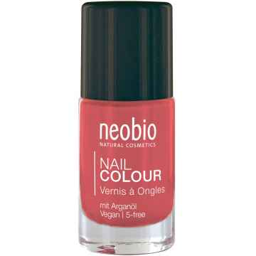 Neobio Lak na nehty 03 Wonderful Coral 8 ml