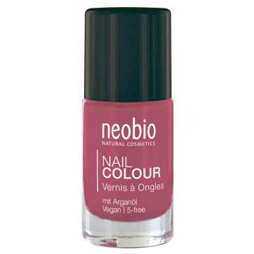 Neobio Lak na nehty 04 Lovely Hibiscus 8 ml