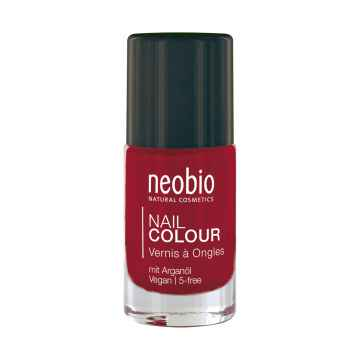 Neobio Lak na nehty 05 Wild Strawberry 8 ml