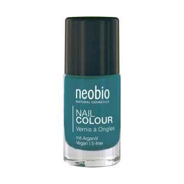 Neobio Lak na nehty 09 Precious Turquoise 8 ml