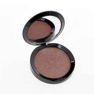 puroBIO cosmetics Kompaktní rozjasňovač 04 Golden Pink 9 g