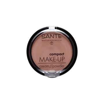 SANTE Kompaktní make-up 03, fawn 9 g