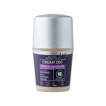 Urtekram Krémový deodorant levandulový, Purple Lavender 50 ml