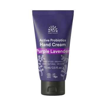 Urtekram Krém na ruce levandulový, Purple Lavender 75 ml