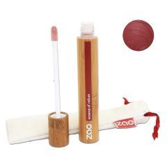 ZAO Lesk na rty 005 Burgundy 9 ml bambusový obal