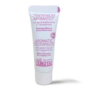 Argital Aromatická zubní pasta se 7 esenciálními oleji 10 ml
