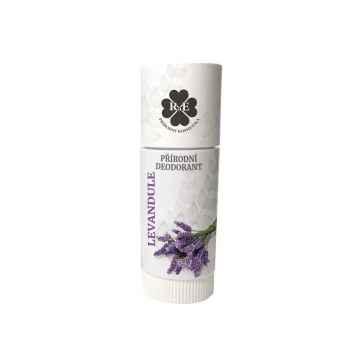 RaE Přírodní deodorant s vůní levandule 25 ml