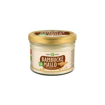 Purity Vision Bambucké máslo, bio 350 ml