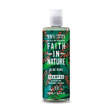 Faith in Nature Šampon Aloe vera 400 ml