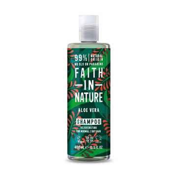 Šampon Aloe vera 400 ml