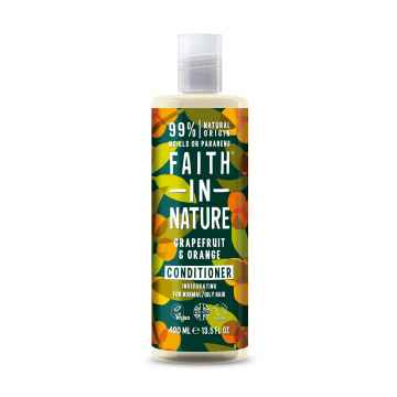 Faith in Nature Kondicionér grapefruit & pomeranč 400 ml
