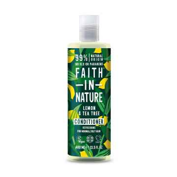 Faith in Nature Kondicionér citron & Tea Tree 400 ml