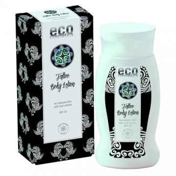 Eco Cosmetics Tělové mléko Tattoo 200 ml
