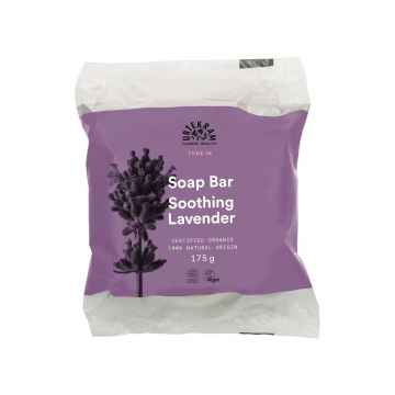 Urtekram Tuhé mýdlo levandulové, Purple Lavender 175 g