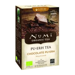 Numi Puerh Chocolate Pu-erh 35,2 g, 16 ks