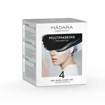 MÁDARA Multimasking sada 1 ks, (4 x 12,5 ml + 2 x 3 ml)