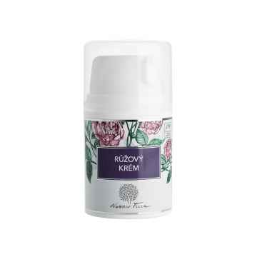 Nobilis Tilia Růžový krém 50 ml