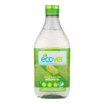 Ecover Čistič na nádobí s aloe vera a citrónem 450 ml