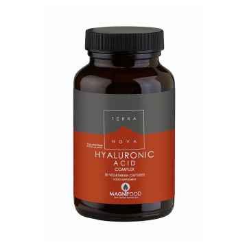 Terranova Health Kyselina hyaluronová Komplex, 100 mg 50 kapslí