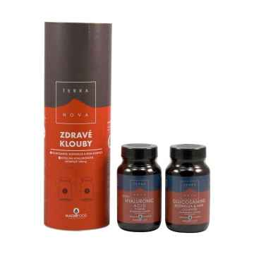 Terranova Health Zdravé klouby 1 ks, (2 x 50 ks Duopack)