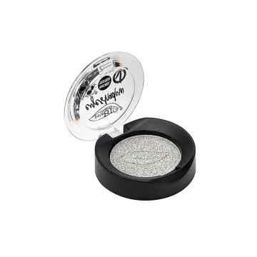 puroBIO cosmetics Minerální oční stíny 23 Silver 2,5 g