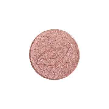 puroBIO cosmetics Minerální oční stíny 25 Shimmer Pink 2,5 g, náplň