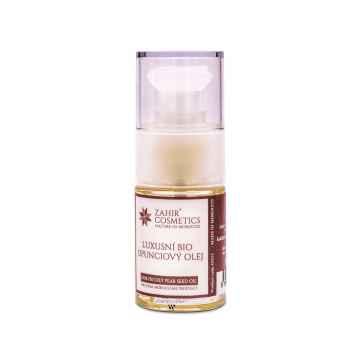 Zahir Cosmetics Bio opunciový olej s pumpičkou 15 ml