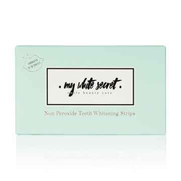 My White Secret Bělící pásky na zuby 14 ks