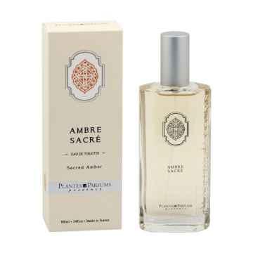Plantes et Parfums Toaletní voda Ambre sacré 100 ml