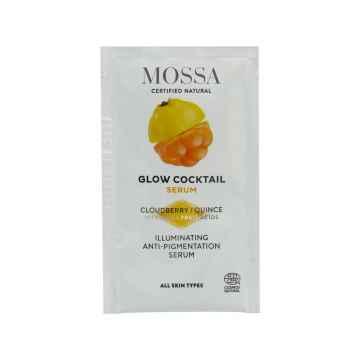 MOSSA Rozjasňující sérum s moruškou, Glow Coctail 2 ml