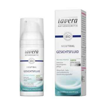 Lavera Přírodní hydratační fluid, Neutral 50 ml