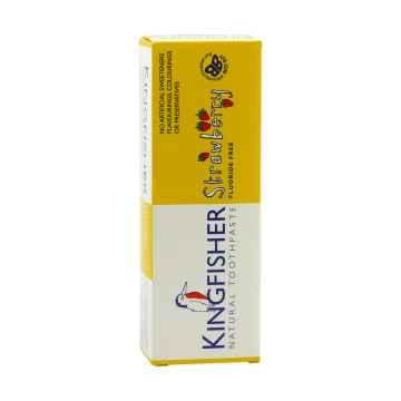 Kingfisher Zubní pasta dětská jahoda 75 ml