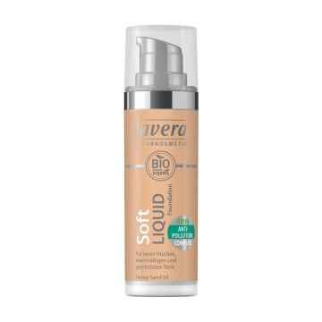 Lavera Lehký tekutý make-up 3 medová 30 ml